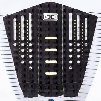 Line Up 3 Piece Tail Pad - Lime TP46
