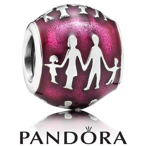 金永珍珠寶鐘錶*PANDORA 超經典熱賣款 PANDORA 潘朵拉 原廠真品 家人 團圓 現貨*