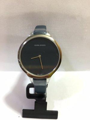 GEORG JENSEN CONCAVE 北歐藍手錶3575579