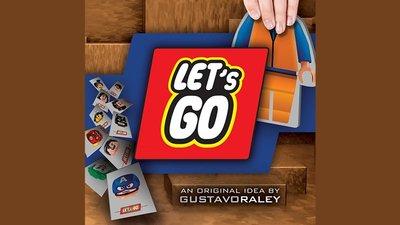 [魔術魂]樂高風英雄視覺預言~~LET'S GO by Gustavo Raley