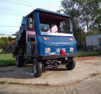 2手農用搬運車 可頂斗 功能正常 四輪傳動 15碼力5段變速有加力檔和快慢速