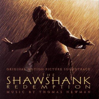 正版CD電影原聲帶《刺激1995》/The Shawshank Redemption-Thomas Newman全新未拆