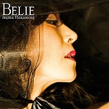 特價預購 Akina Nakamori中森明菜 Belie (日版通常盤CD) 最新 航空版