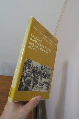 【英文舊書】[南美][商業] 秘魯的小農社群經濟 the Peasant Economy in Peru