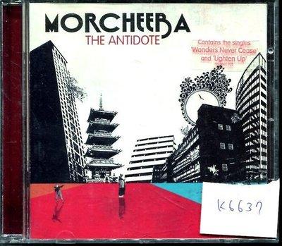 *真音樂* MORCHEEBA / THE ANTIDOTE 二手 K6637(大降價.下標賣5)