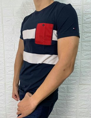 Look 鹿客 Look 鹿客 TOMMY HILFIGER 男 休閒短T TPS55240403