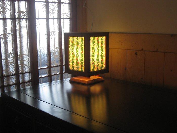 傳統日式燈 風華系列-飛鶴 桌燈