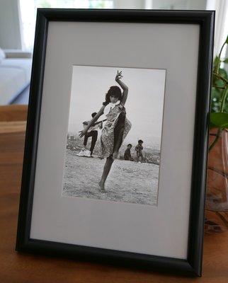聚鯨Cetacea﹡Art【KLFZ-1766】dance舞蹈/street artist街頭藝人 畫框相框