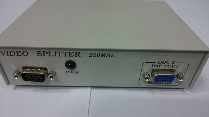 0096.BPA-MSV-1125S放大器/螢幕訊號延長線器-250MHz