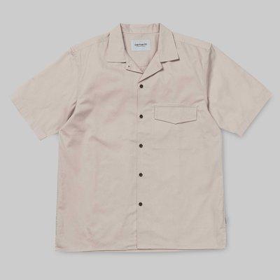 【Shopa】預購 Carhartt WIP 2019 春夏 Anvil Shirt 短袖 襯衫