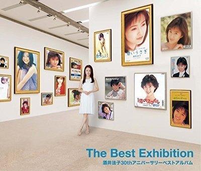 特價預購 酒井法子 NORIKO The Best Exhibition (日版2CD) 最新 2017 航空版