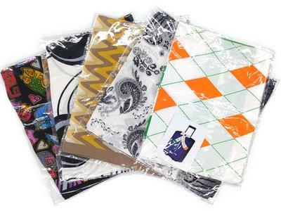 可免運《903272》空姐 圍巾 絲巾  (4條40元) 韓國 百搭 小方巾 職業裝飾 領巾 長榮 立榮 航空紀念 電信