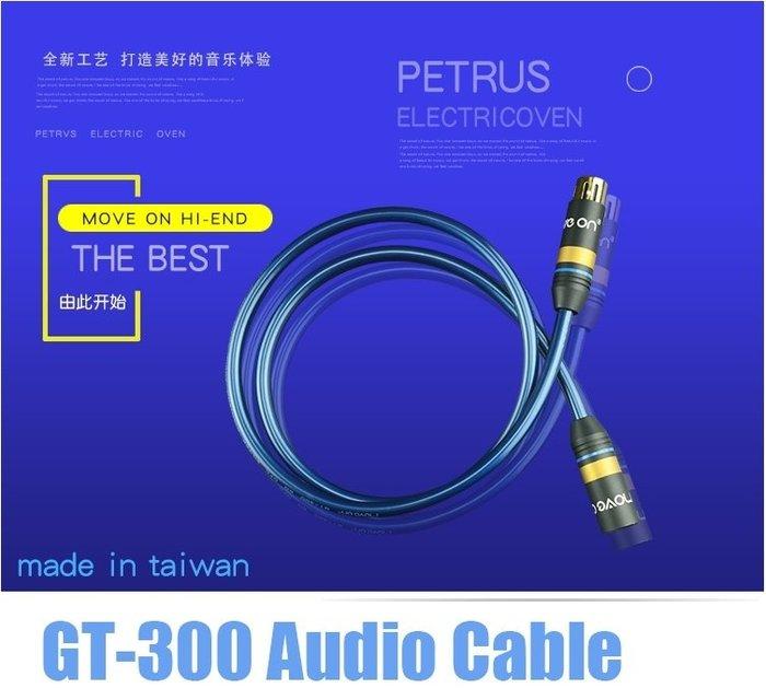 《音響展特價》Move on牧風GT-300鍍銀6N卡儂XLR平衡音頻信號線電容麥克風話筒線 0.75m新店音響
