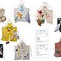 山東:日本貴牌 UNGRID 文青專用工作服帆布綁帶刷色復古洗舊磅數高廚房專用圍裙 KBF UR 160526
