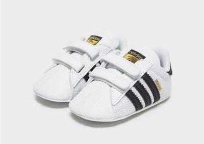 * ADIDAS SUPERSTAR CRIB 金標 魔鬼氈 學步鞋 小童 嬰兒 男女 S79916 YTS