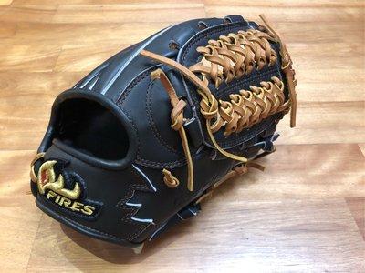 [黑瑞賣手套] FIRES Catch Fire FG-26UH 硬式 內野 棒球手套 壘球手套