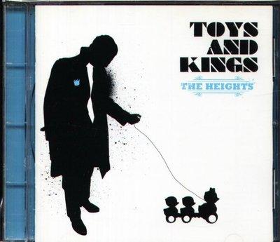 八八 - The Heights - Toys And Kings - 日版 CD+2BONUS