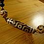 【珠添神聖】 天珠傳奇  九眼天珠項鍊  ~隨附收藏珠寶絨布袋~AA1