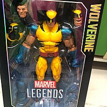 Hasbro Marvel Legends 12 inch wolverine x-men avengers ironman spiderman 狼人 DC