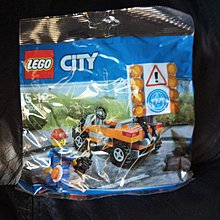 Lego 30357 Road Worker (可與 10257 76139 10272 71043 71044 80104 共融)