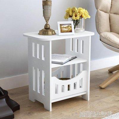簡約床頭櫃特價50元以內現代客廳儲物小櫃子宿舍臥室簡易仿實木