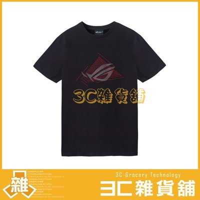 原廠公司貨 附發票 華碩 ASUS CT2003 ROG Triangle T-Shirt 短T 短袖T恤