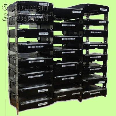 5Cgo【權宇】DIY不銹鋼外置堆疊硬碟多層支架5層 另有8層/10層/可加散熱風扇 含螺絲 比特幣挖礦 伺服器 含稅