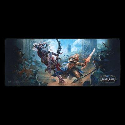 【丹】暴雪商城_World of Warcraft Forlorn Victory 魔獸世界 決戰艾澤拉斯 滑鼠墊