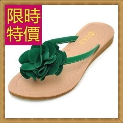 拖鞋女人字夾腳拖-時尚流行休閒氣質女鞋3色58s145【韓國進口】【巴黎精品】
