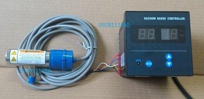 -3 Torr數位式真空計Vacuum Gauge Controller負壓壓力計PC-615數位真空控制器PROTEC