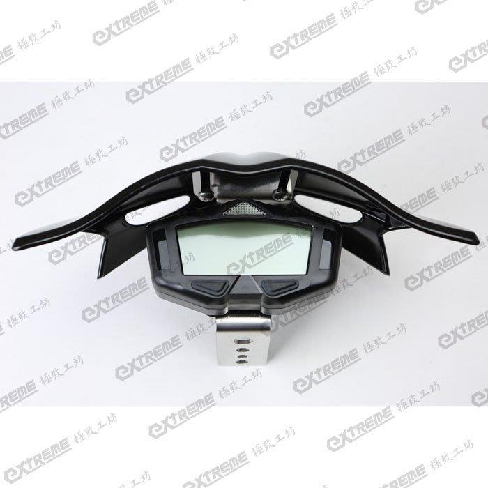 [極致工坊] PGO X-HOT XHOT 叉燒 直上 KOSO DB-03R 儀表 線組 錶架 轉接線組