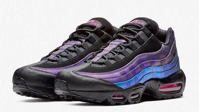 GOSPEL【Nike Air Max 95「Throwback Future」】回到未來 鐳射紫 538416-021