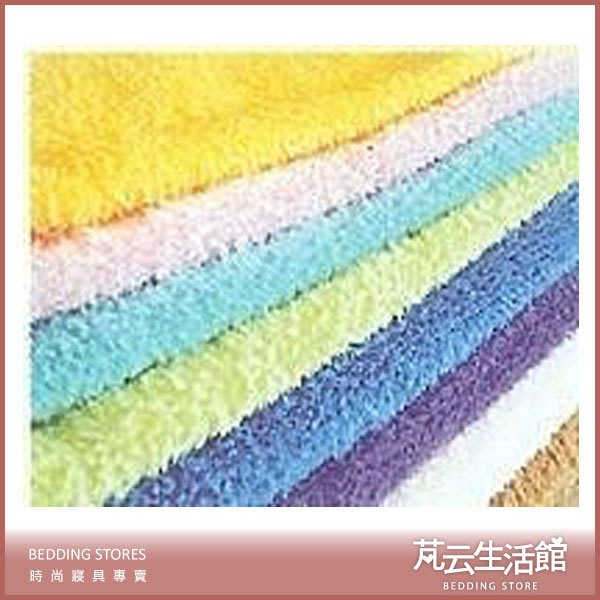 【芃云生活館】~超吸水枕巾~微米紡滑紗~單入