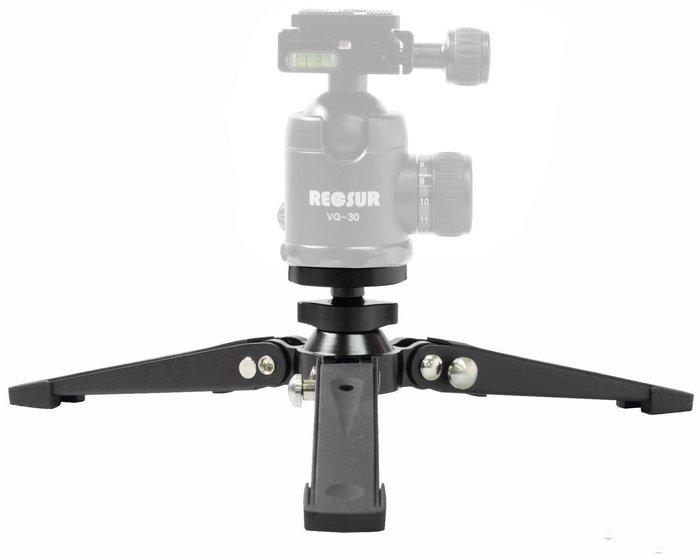 呈現攝影-RECSUR銳攝 RB-700支撐架 低角度架 單腳架用 麥克風架/閃燈架 燈手 離機閃