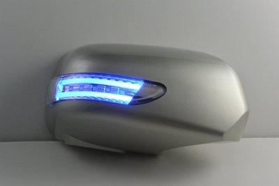 金強車業 LEXUS  GS300(後期) 2000-2005原廠部品 雙功能後視鏡+殼附照地燈 (素材NP)