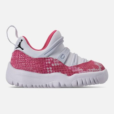"預購 NIKE Air Jordan Retro 11 Low ""Pink Snakeskin""  BQ7104-106"