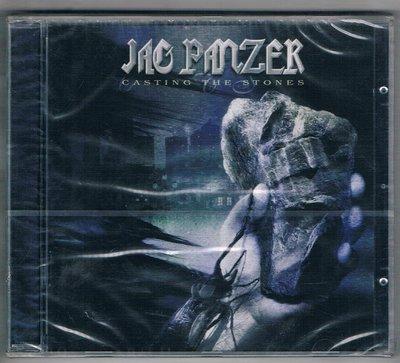 [鑫隆音樂]西洋CD-JAG PANZER / CASTING THE STONES {775932} 全新