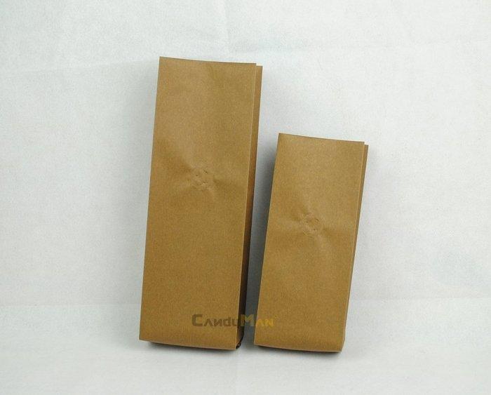 新版材料_NC501_繁星系列_1磅_銅金色_合掌夾邊袋_含單向排氣閥(100入)