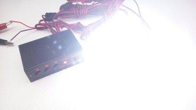 【晶站】12晶 高亮度 爆閃燈+控制器...