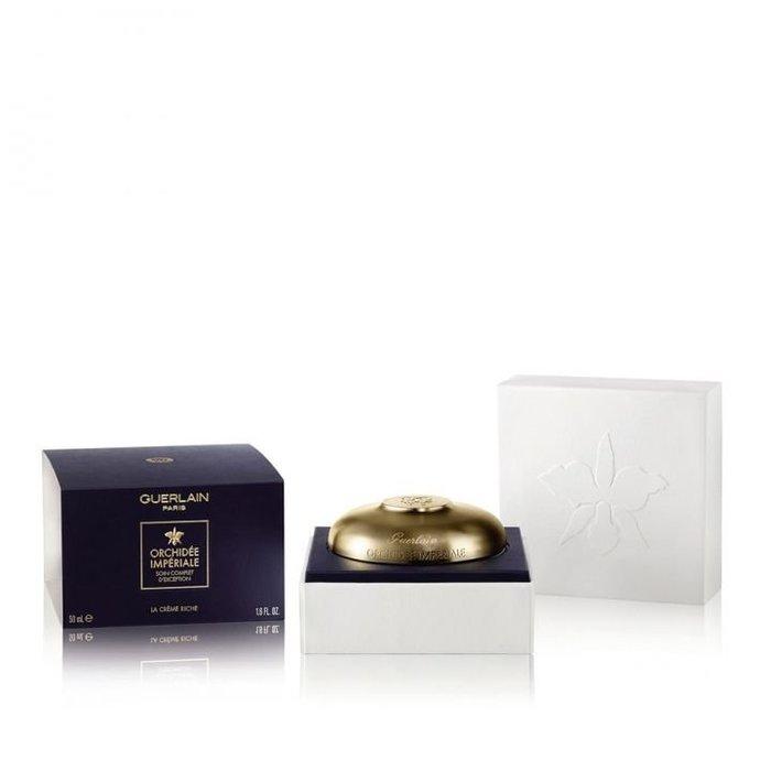 [免稅店代購] Guerlain 嬌蘭 蘭鑽精奢氧生乳霜 ORCHIDÉE IMPÉRIALE 正貨50ML