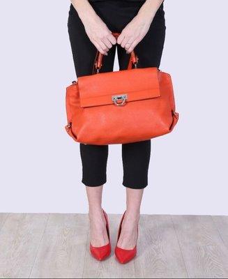 Salvatore Ferragamo 手袋  Large Soft Sofia Leather Satchel