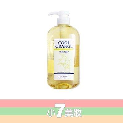 Lebel  冷橘洗髮精 一般型 600ML【小7美妝】