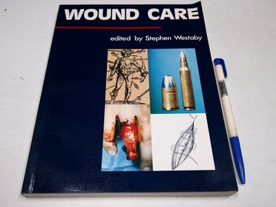 【考試院二手書】《WOUND CARE》│Stephen Westaby │七成新(B11R25)