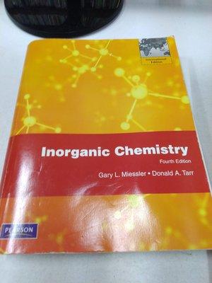 6980銤:fg☆2011年『Inorganic Chemistry 4/e』Gary《PEARSON》