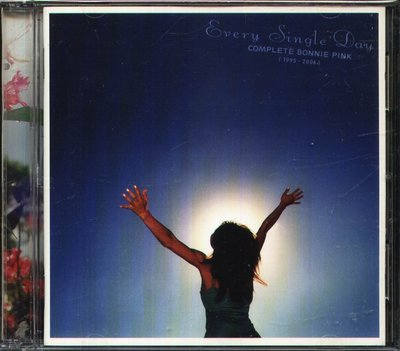 K - Bonnie Pink 粉紅邦妮 - Every Single Day - Complete 日版 2 CD