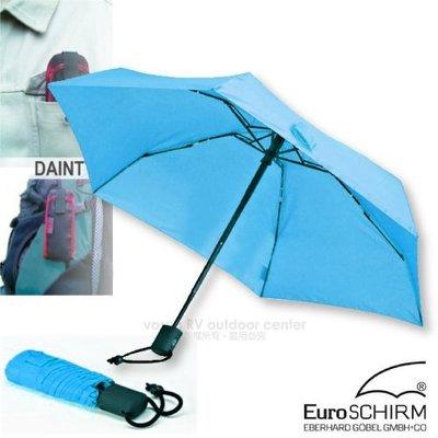 大里RV城市【德國 EuroSCHIRM】DAINTY AUTOMATIC 抗UV自動傘/玻璃纖維晴雨傘/折傘 1A28
