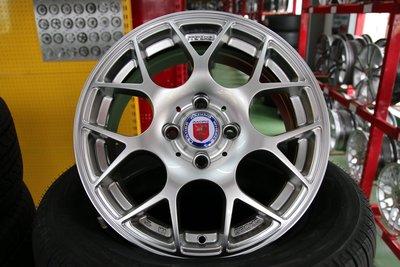 超級輪胎王~全新耀麒鋁圈~H500~15吋~4X100~6.5J~[直購價1800] 新北市