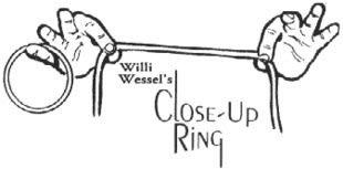 【意凡魔術小舖】close up ring and rope routine 環與繩 舞台魔術