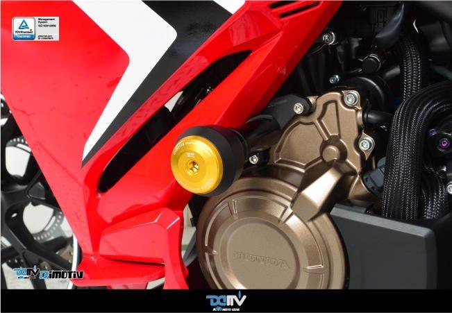 【R.S MOTO】HONDA CBR500R 1209年新款式 ROLL 車身防摔球組 車身防倒 DMV