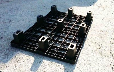 中古棧板/塑膠棧板/二手棧板/套疊棧板 九宮型棧板120*80  便宜 省成本